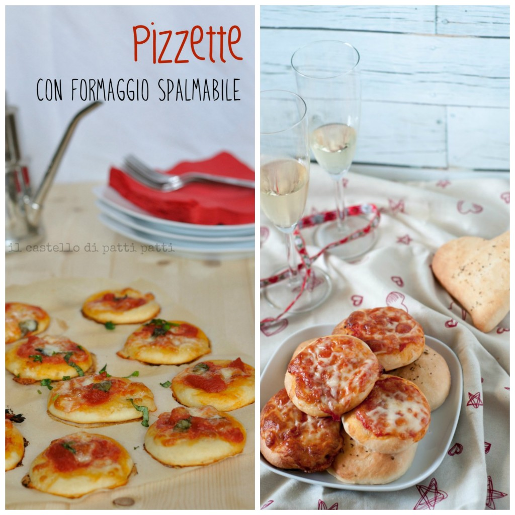 pizzette collage
