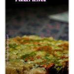 Pizza tatin per la GN dei Fiori di Zucca