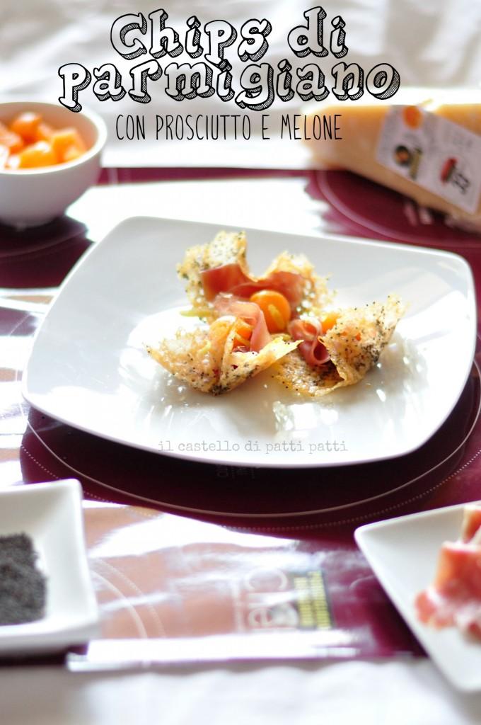 chips parmigiano