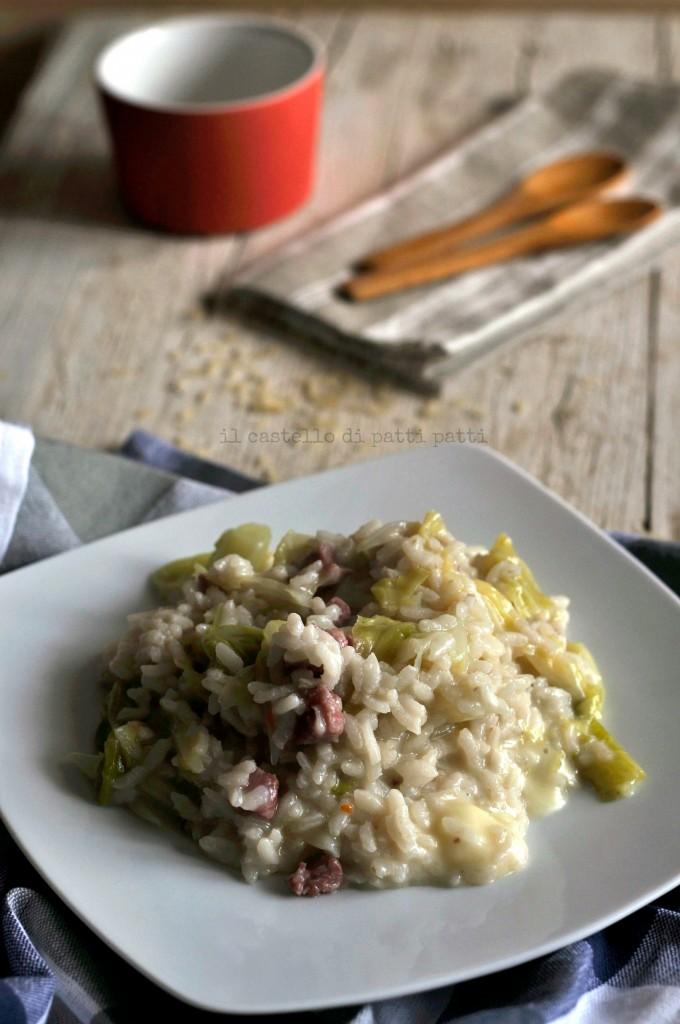 risotto verza2