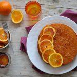 Torta d'arancia di nonna Tina