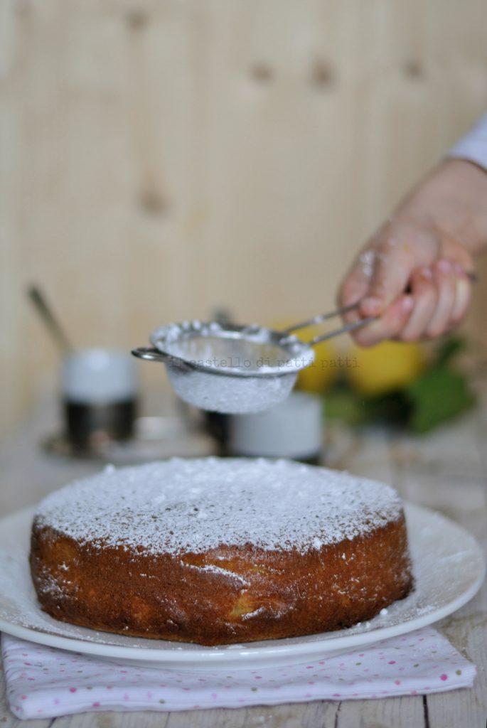 torta cocco e lime