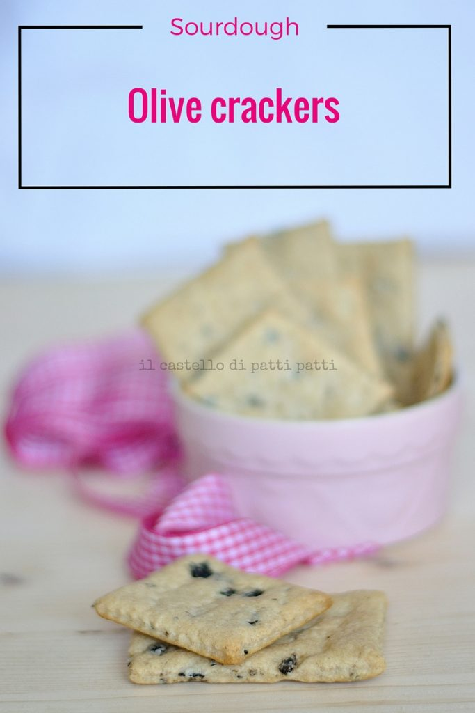 Crackers con olive 3