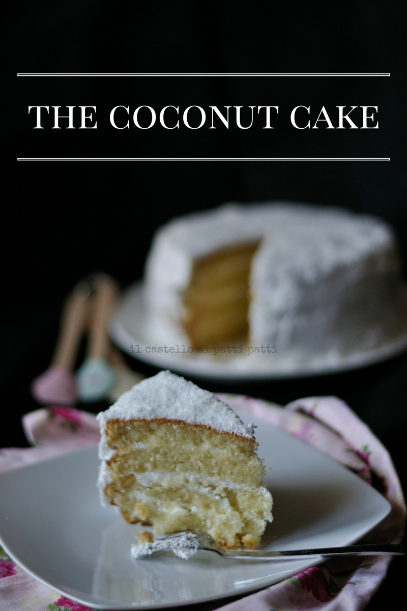 the coconut cake MTC