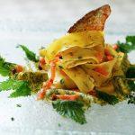 Master erbe spontanee: Pappardelle in festa