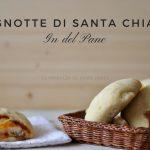 Pagnotte di Santa Chiara per la GN del Pane