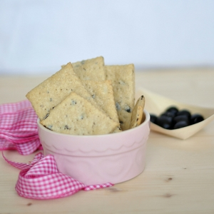 crackers di kamut
