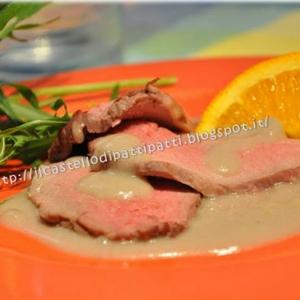 roast-beef all'arancia