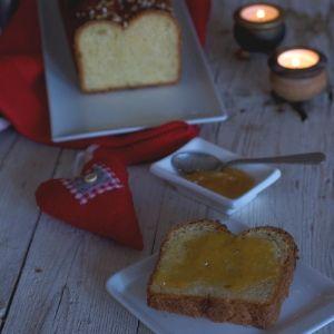 Brioche, colazione, Natale, dolce