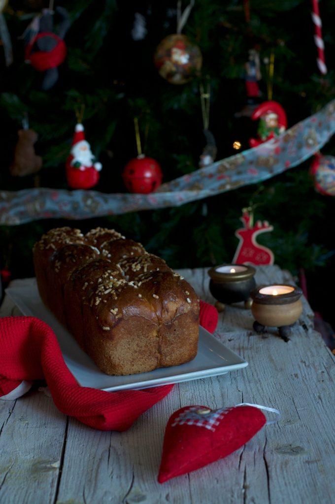 Granella di zucchero, Natale