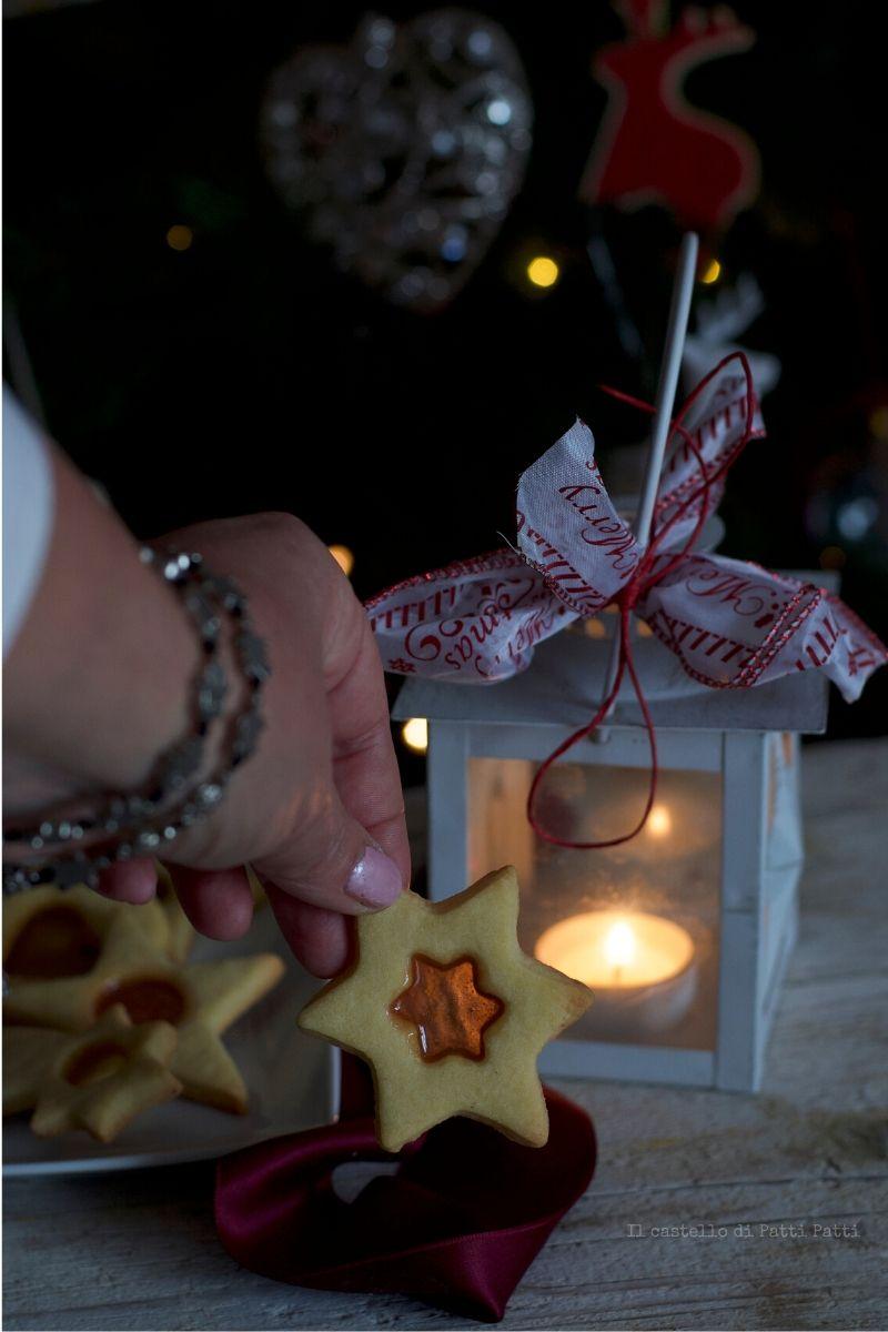 frolla, natale, candela