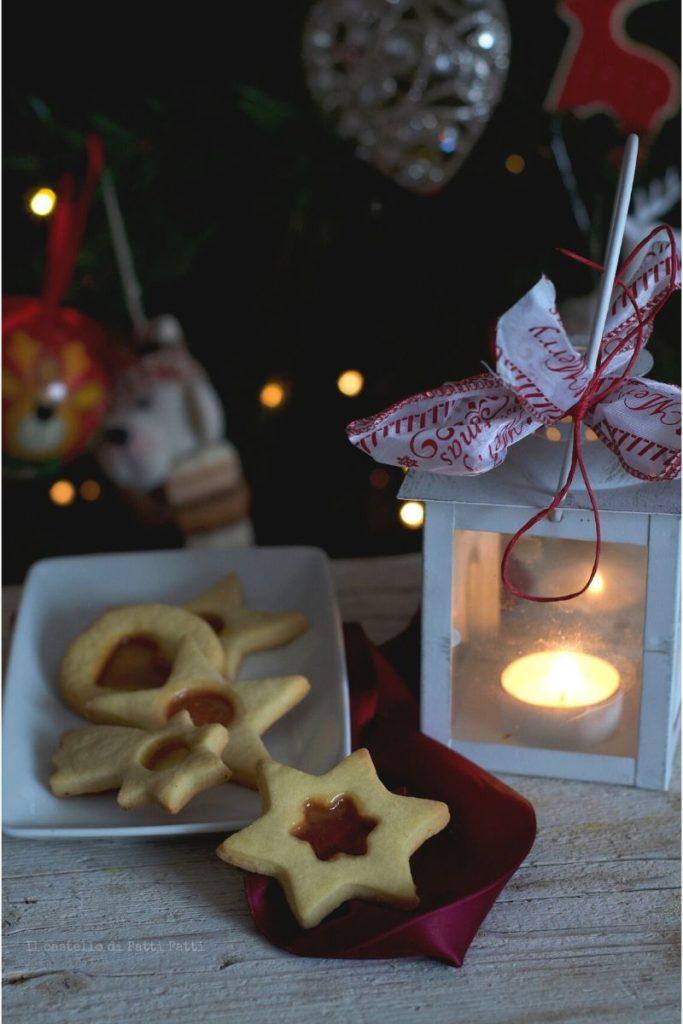 frolla, biscotti, candela