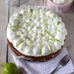 Margarita Key Lime Pie with Coconut Crust